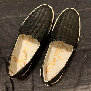 Sam Edelman Slip on Black Shoes women